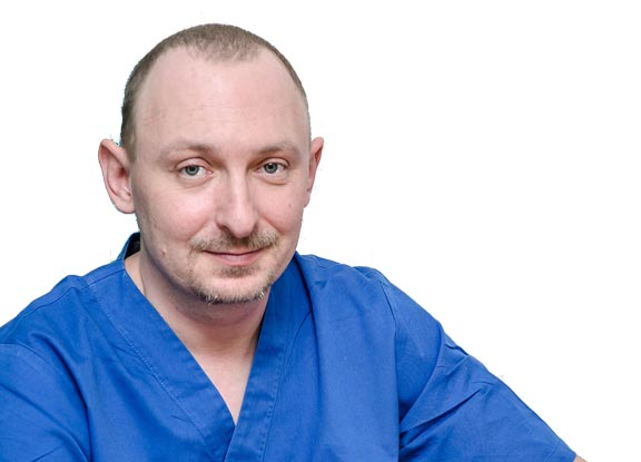 dr Bogumił Bednorz zdjęcie