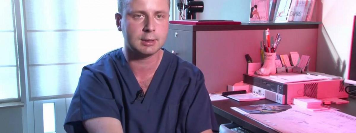 Metody endowaskularne w leczeniu przewlekłej niewydolności żylnej- wyjaśnia dr Wojciech Rybak service thumbnail