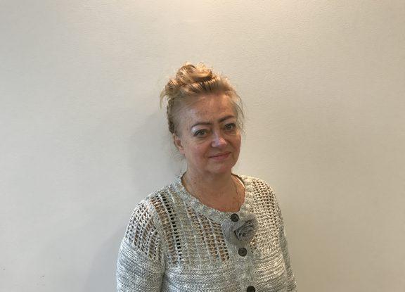 dr Irena Dobrzańska-Buczkowska